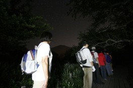 戦場ヶ原ナイトハイキング2018