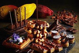 ベルギーチョコレートブッフェ