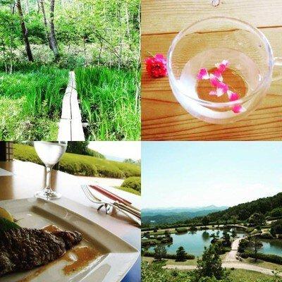 五感をひらく、プレミアムな森林セラピーツアー~天空の日本庭園・食べる薔薇・ホテルランチ~