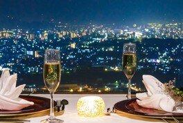 七夕の夜にお届けする 星空レストラン