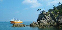 姫島一周ジオクルーズ