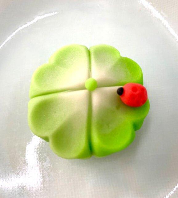 楽しい!美味しい!和菓子づくりとお抹茶教室(4月)