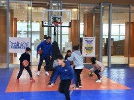 SBL2020 キッズバスケスクール&コート(7月)
