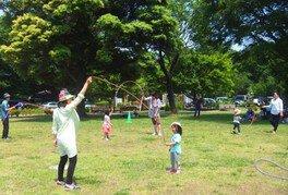 親子で楽しくコミュニケーション!「親子スポーツ教室」(東伏見公園)