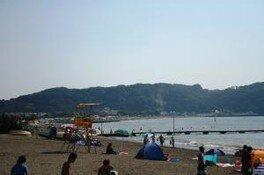 【海水浴】原岡海水浴場