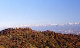 【紅葉・見ごろ】二上山