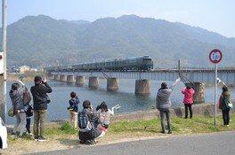 「萩の鉄道物語り」関連イベント「特別な列車ウォッチングツアー」