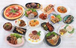 リトルワールド「世界の肉×肉祭り」