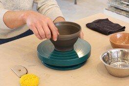 久留米ふれあい農業公園「陶芸体験~2回講座で器を作ろう~」