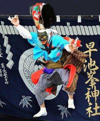 早池峰神社 例大祭