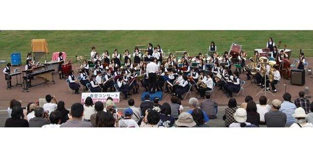 春の青空コンサート