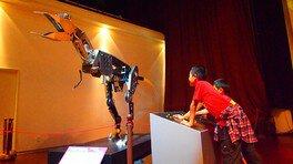 恐竜ロボットファクトリー