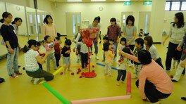 総合運動公園 親子体操教室(8月)