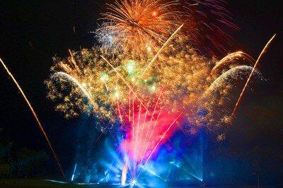 【2020年中止】ルスツリゾート夏休みスペシャル花火大会