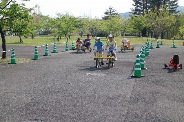 淡路島国営明石海峡公園 おもしろ自転車<中止となりました>