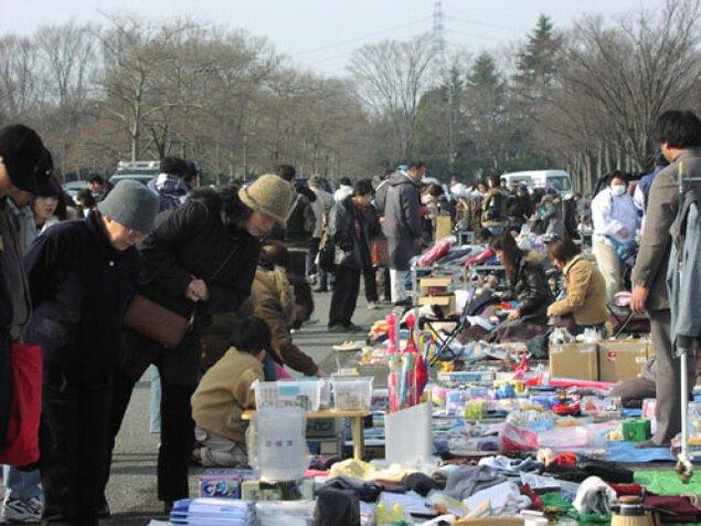 川越水上公園フリーマーケット(4月)<中止となりました>