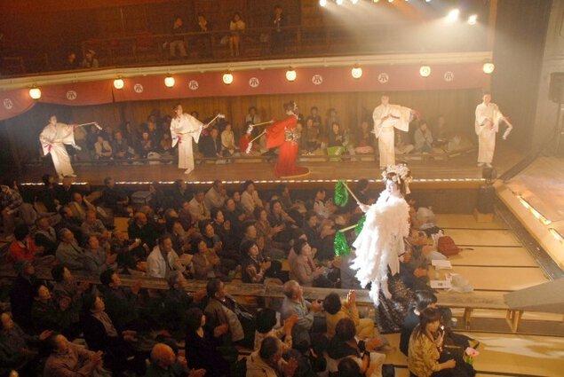 康楽館 常打芝居 下町かぶき組 「劇団三峰組&岬一家」公演