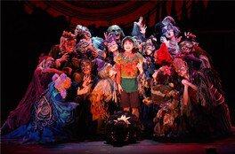 劇団四季ファミリーミュージカル「魔法をすてたマジョリン」