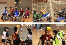文部科学大臣杯第16回日本車椅子ハンドボール競技大会