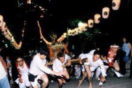 宇都宮二荒山神社「天王祭」<中止となりました>