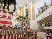 もりおか歴史文化館 1階山車展示ホール