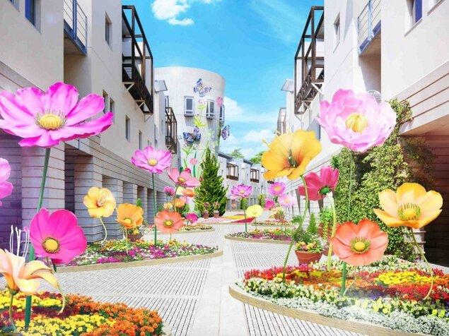 花咲くリゾナーレ2020