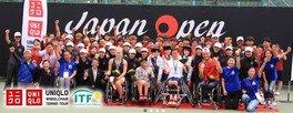 第34回飯塚国際車いすテニス大会(JAPAN OPEN 2018)