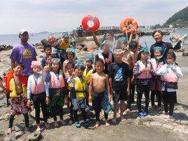 海と野外生活を楽しむ!三浦で冒険キャンプ:ネイチャーキッズ(夏休み・2泊3日)