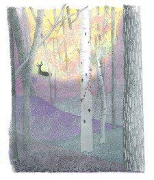 JRタワー15周年記念 「森のささやきが聞こえますか-倉本聰の仕事と点描画展」