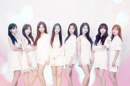 Lovelyz 韓国 4th Mini Album「治癒」プロモーションイベント