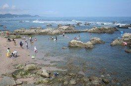 【海水浴】和田浦海水浴場