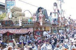潮来祇園祭禮<中止となりました>