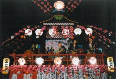 三春盆踊り<中止となりました>