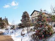 ヨーロッパの雰囲気と1000万ドルの夜景を楽しむ「六甲ガーデンテラスのクリスマス」