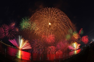 第50回田辺花火大会