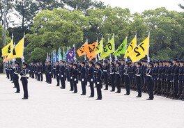 第64回 航空自衛隊 防府南基地 開庁記念行事