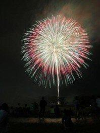 第37回おぐに夏まつり「町民花火大会」