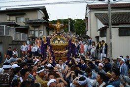 川口神社ほか
