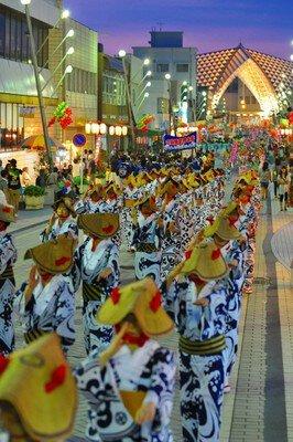 第50回 串木野さのさ祭り<中止となりました>