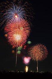 【2020年開催なし】立川まつり 国営昭和記念公園花火大会