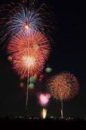 【2018年中止】立川まつり 国営昭和記念公園花火大会