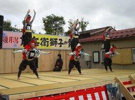 月潟まつり・伝統芸能フェスティバル