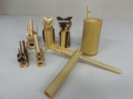 音を楽しむ竹細工(6月)