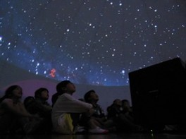 太宰府 夏のPremier Museum 「星空プラネタリウム」