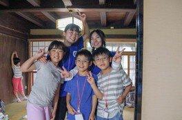 秋の大月山村留学キャンプ