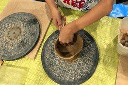 夏休み子ども手作り体験「見て、学んで、創る。夏休みアート体験」