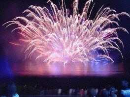 【2020年中止】白浜海の祭典 納涼花火大会