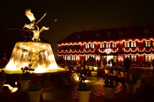クリスマス夜間開放