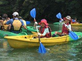 大自然の湖を探検!相模湖カヌーキャンプ:ネイチャーキッズ(夏休み・2泊3日)