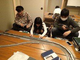 鉄道模型(Nゲージ)運転会(6月)